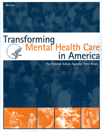 Transforming Mental Health Care In America Samhsa Publications