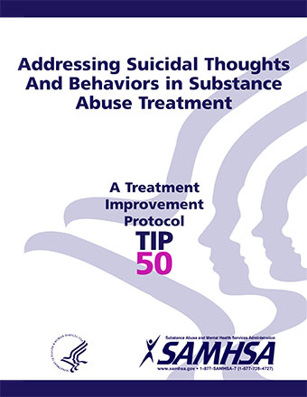 tip 50 addressing suicidal thoughts and behaviors in substance