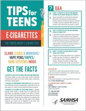 Tips for Teens: Tobacco