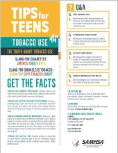 Tips for Teens: The Truth About Tobacco