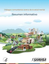 Community Conversations About Mental Health: Information Brief (Spanish version)