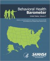 Behavioral Health Barometer, Volume 5