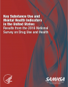 Cover image for Key Substance Use and Mental Health Indicators in the United States: Results from the 2018 National Survey on Drug Use and Health