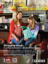 Cover image for Talk. They Hear You: Shopping Break – Poster