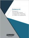 Cover image for Guidance on Strategies to Promote Best Practice in Antipsychotic Prescribing for Children and Adolescents