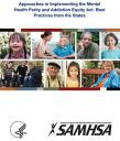 Cover image for Approaches in Implementing the Mental Health Parity and Addiction Equity Act: Best Practices from the States