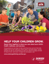 Cover image for Talk. They Hear You: Help Your Children Grow Print Public Service Announcement  – Flyer